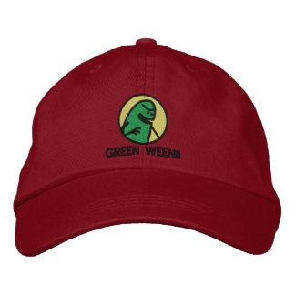Green Weenii Logo Hat (deluxe)