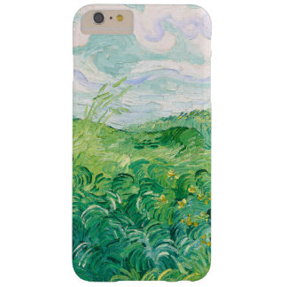 Green Wheat Fields Vincent Van Gogh Fine Art Barely There iPhone 6 Plus Case
