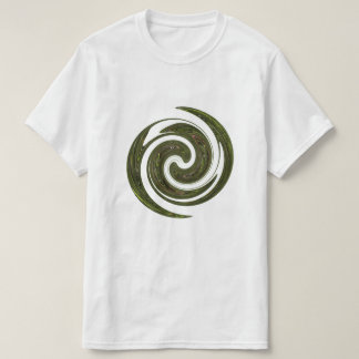 Green Wheel Energy Logo T-Shirt