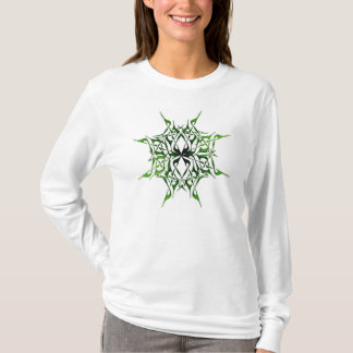 Green Widow's Web T-Shirt