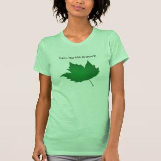 """""""Green"""" Women's T-Shirt"""