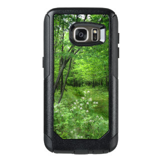 Green Woods Nature Path OtterBox Galaxy S7 Case