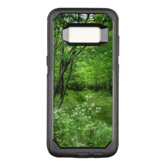 Green Woods Nature Path OtterBox Galaxy S8 Case