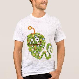 Green Worm Lunatik! T-shirt TBA