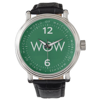 Green WOW 0102WM Watch