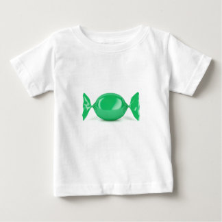 Green wrapped hard candy baby T-Shirt