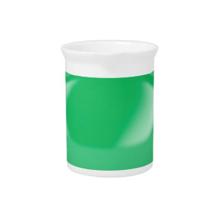 Green wrapped hard candy pitcher
