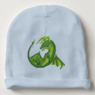 Green Wyvern Baby Dragon Hat Baby Beanie