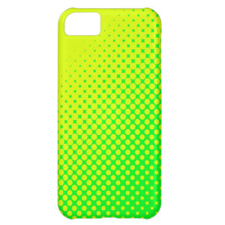 Green & Yellow Fluorescent iPhone Case Cover For iPhone 5C