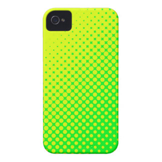 Green & Yellow Fluorescent iPhone Case Case-Mate iPhone 4 Case