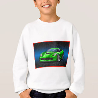 Green_Z06 Sweatshirt