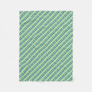 Green Z Blanket