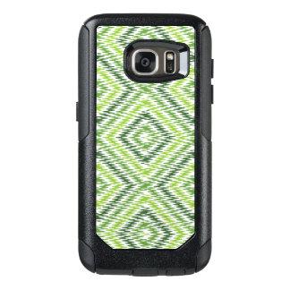 Green Zig Zag OtterBox Samsung Galaxy S7 Case