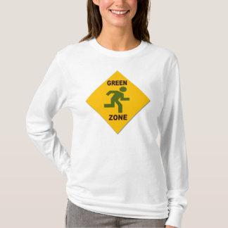 Green Zone Womens Hoodie