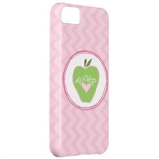 GreenApple & Zigzag iPhone 5 Case For Teachers