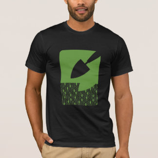 Greendig: spade T-Shirt