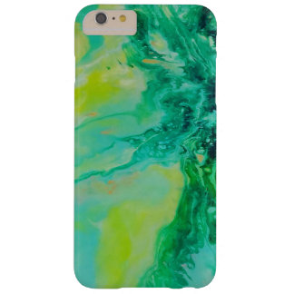 Greenery Barely There iPhone 6 Plus Case