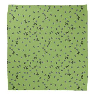 Greenery Sewing Notions Bandana