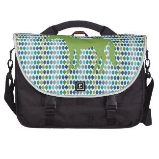 Greenery Unicorn V02 Bags For Laptop