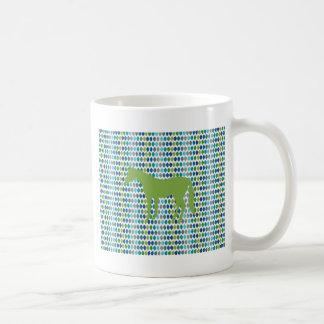 Greenery Unicorn V02 Coffee Mug