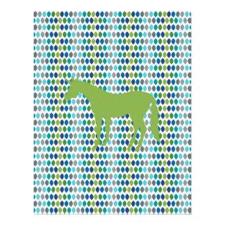 Greenery Unicorn V02 Letterhead