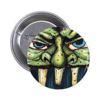 greenface 2 inch round button