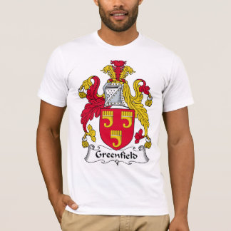 Greenfield Family Crest T-Shirt