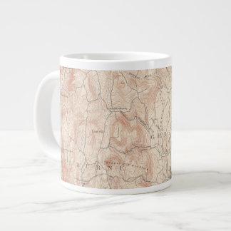Greenfield, Massachusetts Large Coffee Mug
