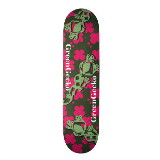 GreenGecko Skateboard
