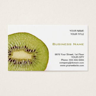 Greengrocer Business Card