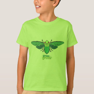 Greengrocer cicada kids Tee