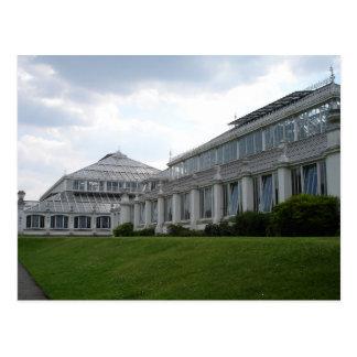 Greenhouse at Kew postcard