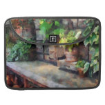 Greenhouse with Flowerpots Sleeves For MacBook Pro