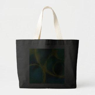 Greenish Abstract Bag