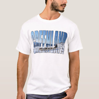 greenland 254 T-Shirt
