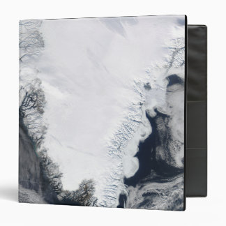 Greenland 3 Ring Binder
