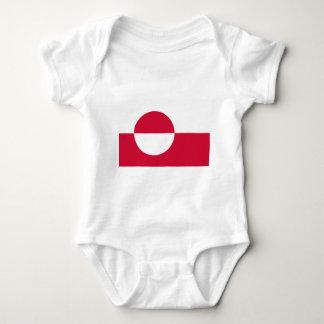 greenland baby bodysuit