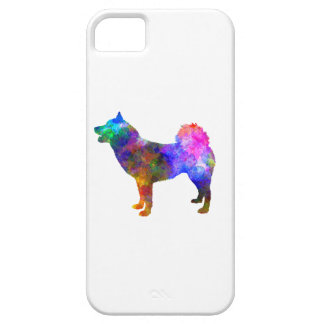Greenland Dog in watercolor iPhone 5 Covers