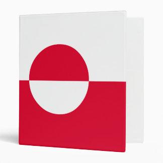 Greenland Flag Binders