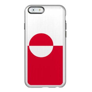 Greenland Flag Incipio Feather® Shine iPhone 6 Case