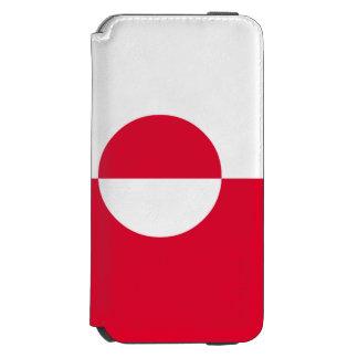 Greenland Flag Incipio Watson™ iPhone 6 Wallet Case