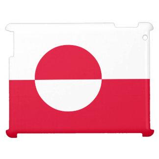 Greenland Flag iPad Cases