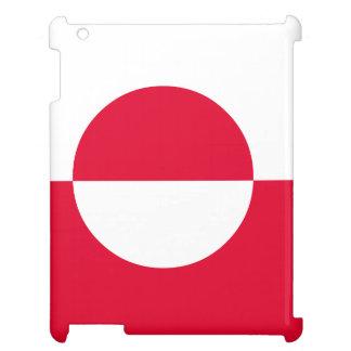 Greenland Flag iPad Covers