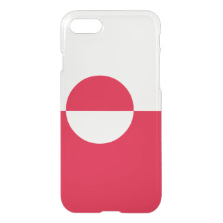 Greenland Flag iPhone 8/7 Case