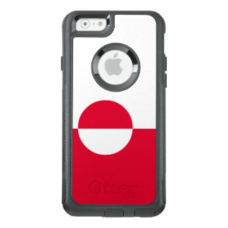Greenland Flag OtterBox iPhone 6/6s Case