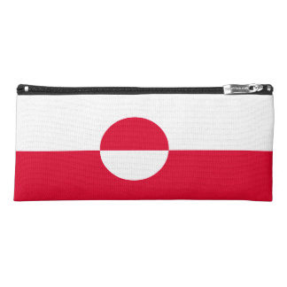 Greenland Flag Pencil Case
