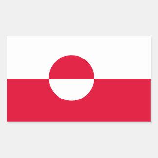 Greenland Flag Sticker