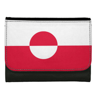 Greenland Flag Wallets