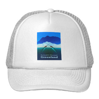 Greenland - Narwhal Trucker Hat