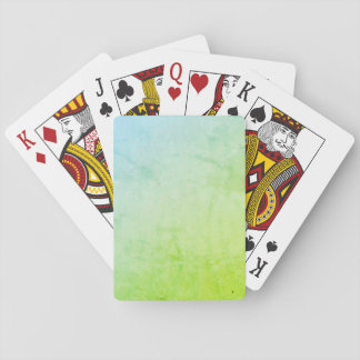 Greenleaf Sand texture Playing Cards
